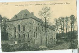 Abbaye De Villers; Ancien Moulin (Hôtel De Ruines) - Non Voyagé. (Nels - Bruxelles) - Villers-la-Ville