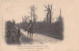 La Chasse à Courre En Basse Forêt De Coucy Rond D'Orléans Le Rapport P.D. - Otros Municipios