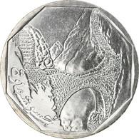 Monnaie, Yemen, 10 Riyals, 1993/AH1414, SPL, Stainless Steel, KM:27 - Yemen