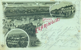 Gruss Aus Fehring  Schloss Johnsdorf - Sonstige
