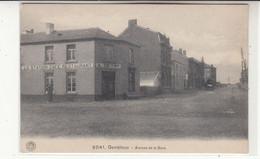 Belgique    Carte Gembloux     Avenue De La Gare - Gembloux