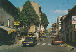 ANNEMASSE. L'Avenue De Genève à Moellessulaz. Auberge Du FORON - Annemasse