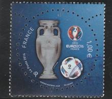 FRANCE EURO 2016 OBLITERE YT 5039 - Used Stamps