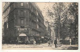 75 - PARIS 7 - Angle Du Boulevard Raspail Et Rue De Grenelle - Edition Cromières - 1930 - Distretto: 07
