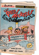 Pschitt Aventures_N° 49_Les Pieds Nickelés Contrebandiers_Pellos_mars1960 - Pieds Nickelés, Les