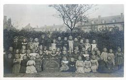 Belgique - Carte-Photo - Arlon - 1905 - Ecole Communale -  1ere Année - Arlon