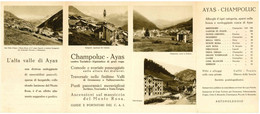 CHAMPOLUC AYAS - Other Cities