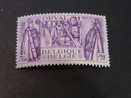 2e Orval (1933). COB 373*  Trace De Charnière à Peine Visible - Sin Clasificación