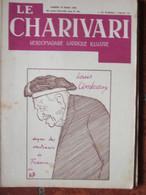 Le Charivari N°40 Nlle Série (19 Mars 1927) Louis Andrieux Doyen Des étudiants - Sennep - 1900 - 1949