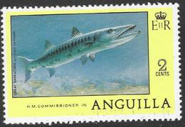 Anguilla. 1977 Wildlife. 2c MNH. SG 275 - Anguilla (1968-...)