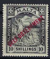 MALTE 1922: Le Y&T 82 Neuf** Forte Cote - Malte (...-1964)