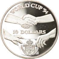 Monnaie, Niue, Elizabeth II, 10 Dollars, 1991, Proof, SPL+, Argent, KM:59 - Niue