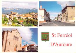 43 - Saint Ferréol D'Auroure - Multivues - Altri Comuni