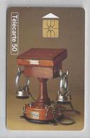 FR.- France Telecom. Télécarte. COLLECTION HISTORIQUE. TELEPHONE ADER 1880. 50 Unités. - Telefoni