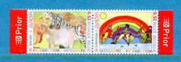 ⭐ Belgique - Europa - YT N° 3546 Et 3547 ** - Neuf Sans Charnière - 2006 ⭐ - 2006