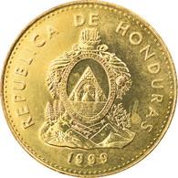 Monnaie, Honduras, 10 Centavos, 1999, SPL, Laiton, KM:76.3 - Honduras