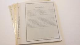 Lot N° TH 1210 HAUTE VOLTA Av Et Ap Independance .... Collection Neufs X Et Obl Sur Page D'albums - Collezioni (in Album)
