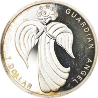 Monnaie, Nauru, Dollar, 2009, CIT, SUP+, Silver Plated Copper, KM:38 - Nauru