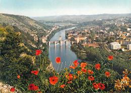 46 - Cahors - Le Pont Valentré, Le Lot Et La Ville - Cahors