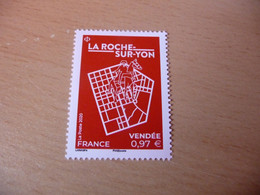 TIMBRE  DE  FRANCE   ANNÉE  2020  LA  ROCHE  SUR  YON    NEUF  SANS  CHARNIÈRE - Unused Stamps