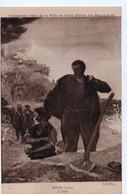 121 Ville De Paris Palais Des-Beaux Arts, Tableau ND Phot 211, Jules Adler, L'Aube - Peintures & Tableaux
