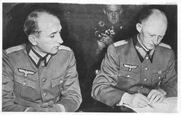 PIE-R.F-20-2221 : SALLE DE LA CAPITULATION. COLLEGE DE REIMS. 7 MAI 1945 - Weltkrieg 1939-45