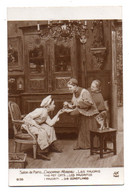 (Peintures Tableaux) 981, Salon De Paris, AN Paris 5139, Chocarne-Moreau, Les Favoris, Chat - Pittura & Quadri
