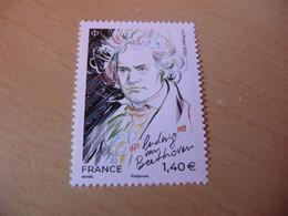 TIMBRE  DE  FRANCE   ANNÉE  2020  BEETHOVEN    NEUF  SANS  CHARNIÈRE - Unused Stamps