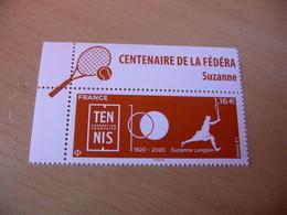 TIMBRE  DE  FRANCE   ANNÉE  2020   SUZANNE  LENGLEN    NEUF  SANS  CHARNIÈRE - Unused Stamps