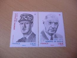 TIMBRES  DE  FRANCE   ANNÉE  2020   GENERAL  DE  GAULLE    NEUFS  SANS  CHARNIÈRES - Unused Stamps