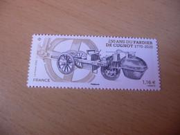 TIMBRE  DE  FRANCE   ANNÉE  2020   250 ANS  DU  FARDIER  DE  CUGNOT    NEUF  SANS  CHARNIÈRE - Unused Stamps