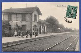 CPA 45 Gare De PANNES - Sonstige Gemeinden