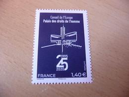 TIMBRE  DE  FRANCE   ANNÉE  2020   PALAIS  DES  DROITS  DE  L'HOMME    NEUF  SANS  CHARNIÈRE - Unused Stamps