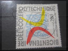 """VEND BEAU TIMBRE DE FRANCE N° 2862 , OBLITERATION """" LE MANS """" !!! - Oblitérés"""