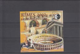 BLOCS CNEP 2002 NIMES  NEUFS XX - CNEP