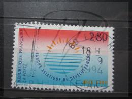 """VEND BEAU TIMBRE DE FRANCE N° 2884 , OBLITERATION """" LYON """" !!! - Oblitérés"""
