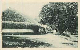 TAHITI - FAREHAU Maison Commune - Tahiti