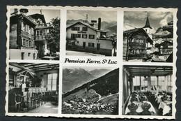 ST LUC - SAINT LUC - PENSION FAVRE - VS Valais
