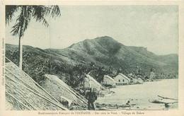 TAHITI - Iles Sous Le Vent - Village De  Tahaa - Tahiti