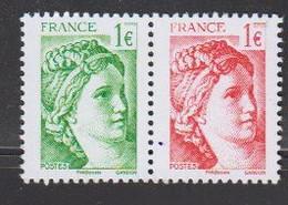 2017-N°5179/5180** SABINE DE GANDON ISSU FEUILLET - Unused Stamps