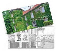 France 2020 - Souvenir Philatélique - Général De Gaulle ** - Unused Stamps