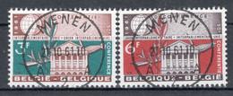 BELGIE: COB 1191/1192 Zeer Mooi Gestempeld. - Oblitérés