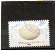 FRANCE     Lettre Verte    2020    Y&T: 1840   Adhésif     Oblitéré - Sellos Autoadhesivos