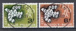 BELGIE: COB 1193/1194 Zeer Mooi Gestempeld. - Oblitérés