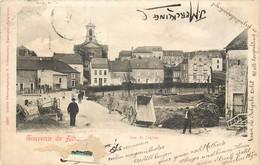 Belgique - Souvenir D'Athus - Vue Du Village - Aubange