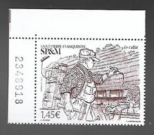 SP & M 2020 - Le Calfat ** - Unused Stamps