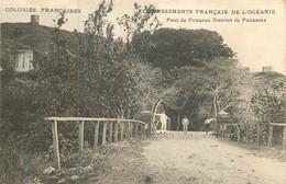 TAHITI Pont De Punaruu District De Punaama - Tahiti