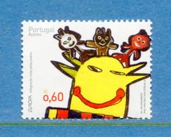 ⭐ Açores - Europa - YT N° 506 ** - Neuf Sans Charnière - 2006 ⭐ - 2006