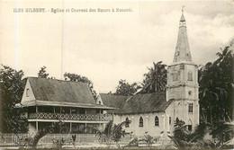 ILES GILBERT - église Et Couvent Des Soeurs à  NONOUTI - Kiribati
