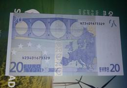 SPAIN 20 EURO ★ V ★ M021 A4  ★ V23401673329 - UNC - FDS - NEUF - TRICHET - 20 Euro